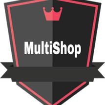 Multishop Bandung Logo