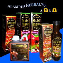 Logo Alamiah Herbal70