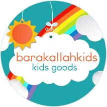barakallahkids Logo