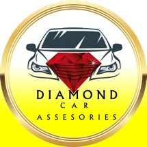 Diamond Car Assesories Logo