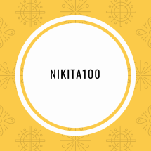 Logo nikita100