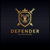 Logo DEFENDER. ID