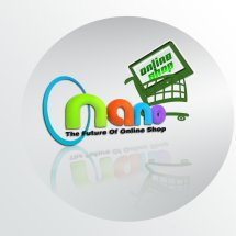 Nano store. Logo