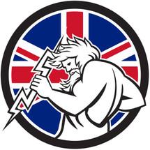 Logo Zeus Academy XII