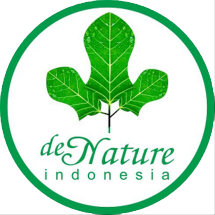 Pusat De Nature Herbal Logo