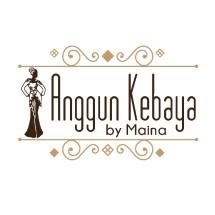 Logo Anggun Kebaya by Maina