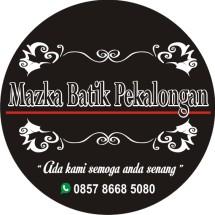 Logo Mazka Batik Pekalongan