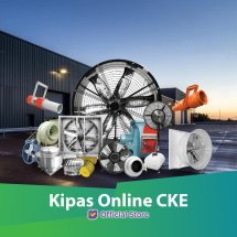 Kipas Online CKE Logo