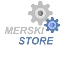 MERSKI STORE Logo