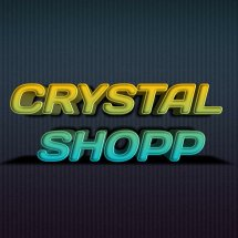CRYSTAL SHOPP Logo