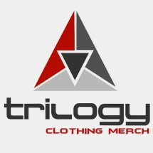 Logo trilogy clothing merch