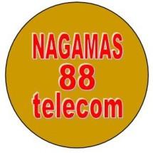 Nagamas88 Telecom Logo