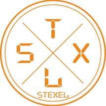 STEXEL OFFICIAL Logo
