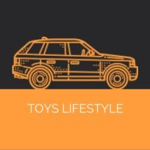 Toys Lifestyle Logo
