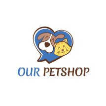 Logo OUR PETSHOP