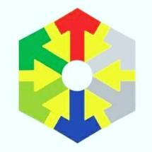 Logo Cross Line