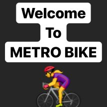 Metro Bike Bekasi Logo