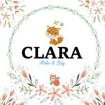 Logo Clara BabyShop id