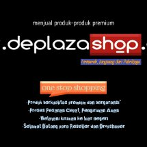 Logo deplaza shop