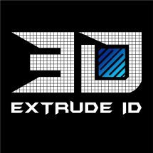 Logo 3D Extrude ID