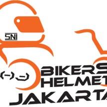 BIKERS HELMET JAKARTA Logo
