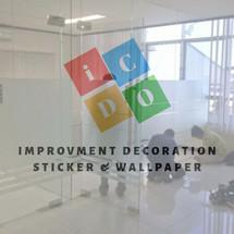 Logo idco sticker&wallpaper