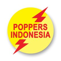 Logo POPPERS.ID