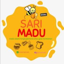 SARI MADU INDO Logo