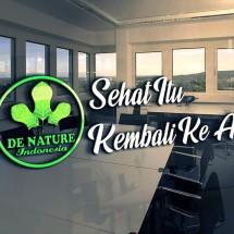 Toko De Nature Ampuh Logo