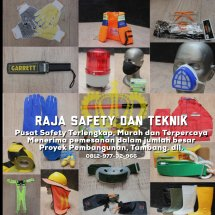 Logo Raja Safety dan Teknik