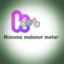 Logo Kusuma makmur motor