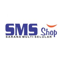 sms shop online Logo