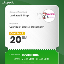 Logo Luvkawaii Shop