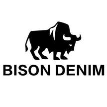 Logo BISON DENIM ORIGINAL