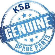 KSB Genuine Parts Logo