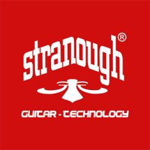Logo Stranough Guitar Tech.