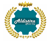 Logo aldistira official shop