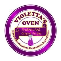 Logo violetta's oven