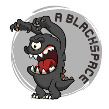 ablackspace Logo