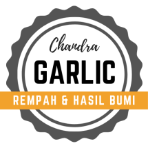 Logo chandra garlic