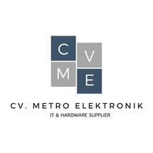 CV. Metro Elektonik Logo