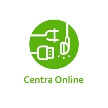 centra online Logo