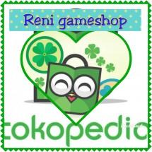 Logo Reni gameshop