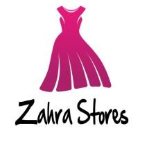 Logo zahra strores