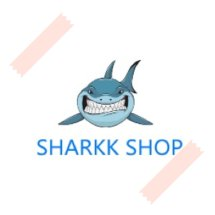 SHARKK SHOP Logo