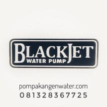 Blackjet Store Logo