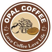 Opal Coffee Indonesia Logo