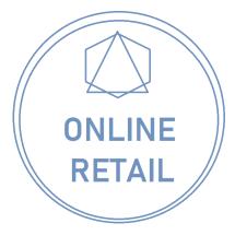 Logo Online Retail