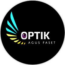 OPTIK AGUS FASET Logo