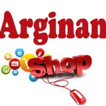 Logo arginan shop